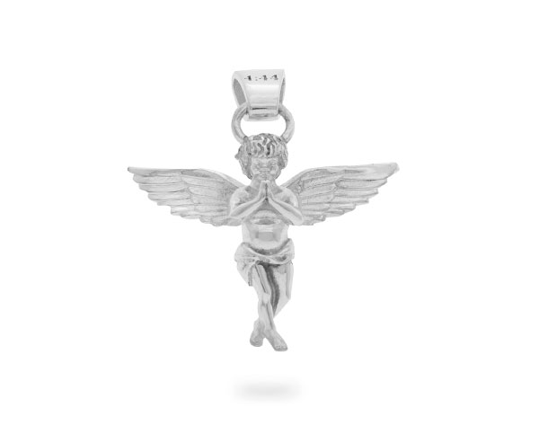 angel-small-sterling-silver-pednant