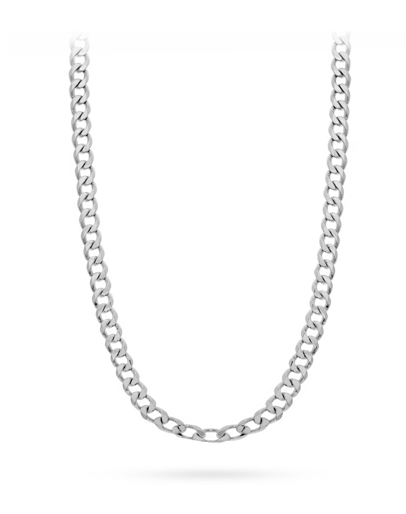 cubanlink-large-inplated-silver-chains